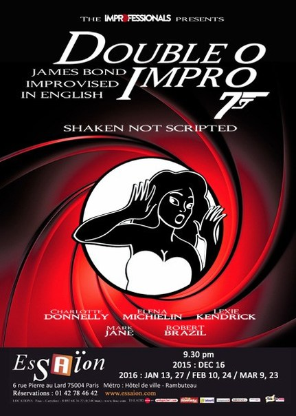 Double 0 Impro by the Improfessionals