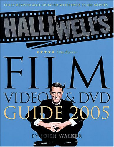 Halliwell's Film Guide 2005 – used for the show Synopsis by the Improfessionals